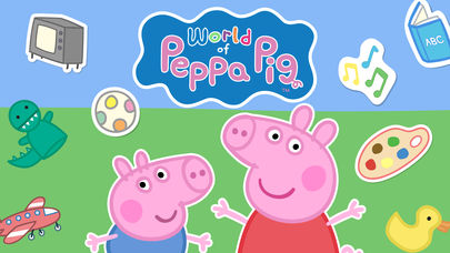 World of Peppa Pig App - 1