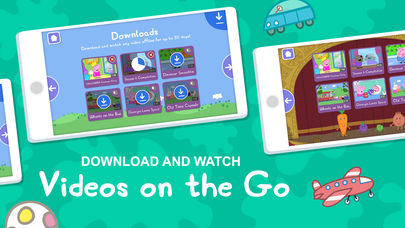 World of Peppa Pig App - 5