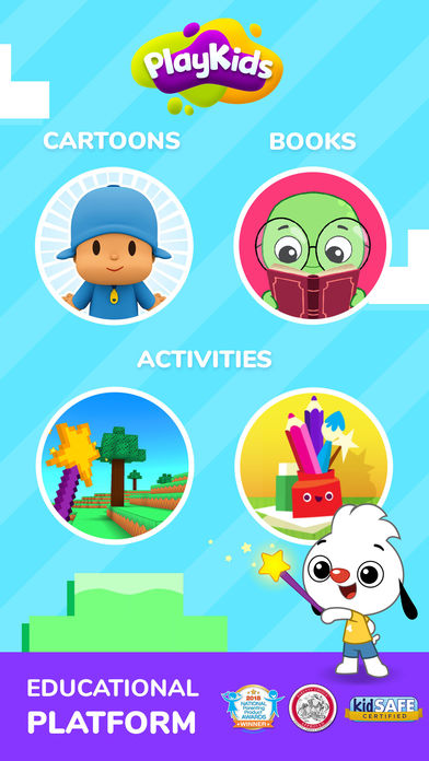 PlayKids - Learn Through Play App - 1