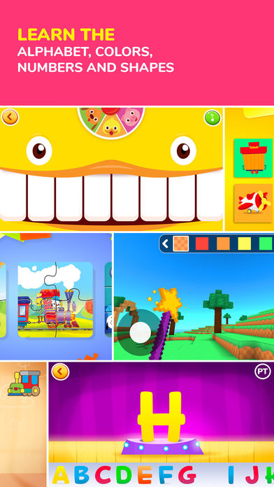 PlayKids - Learn Through Play App - 2