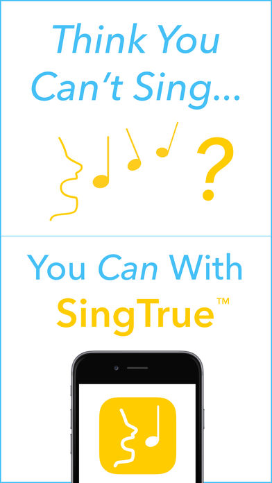 SingTrue: Learn to sing in tune, pitch perfect