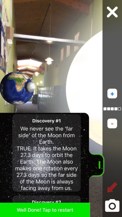 Moon Phases AR
