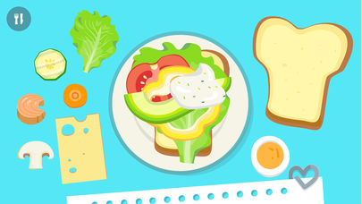 My Food - Nutrition for Kids