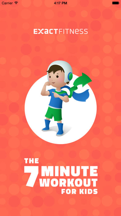 7-Minute Workout for Kids: Make Fitness Fun for Stronger, Healthier Kids Through Interval Training App - 1