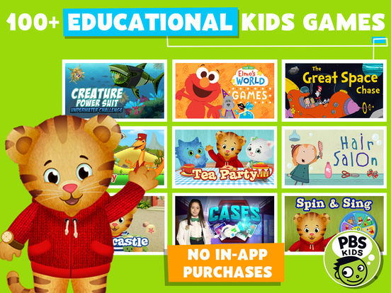 PBS KIDS Games App - 1