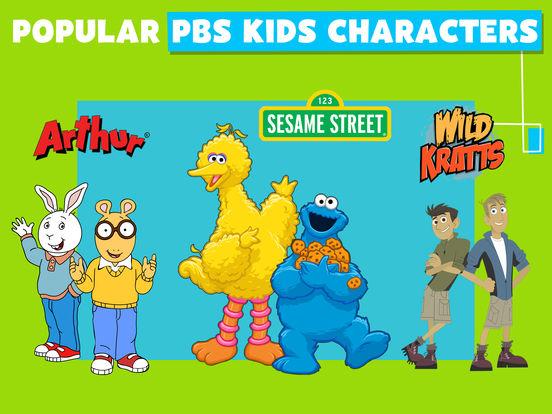 PBS KIDS Games App - 3