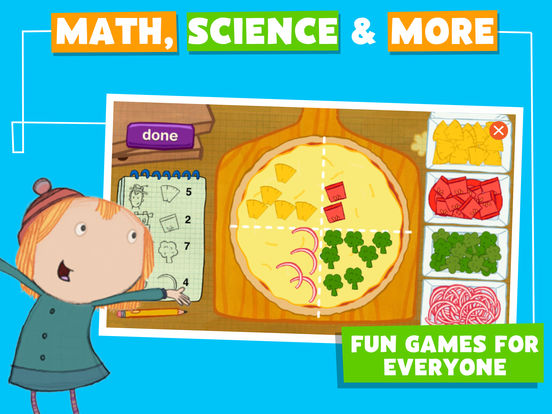 PBS KIDS Games App - 4
