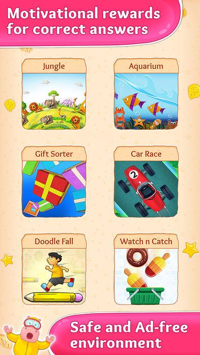 3rd Grade Math Games for Kids App - 4