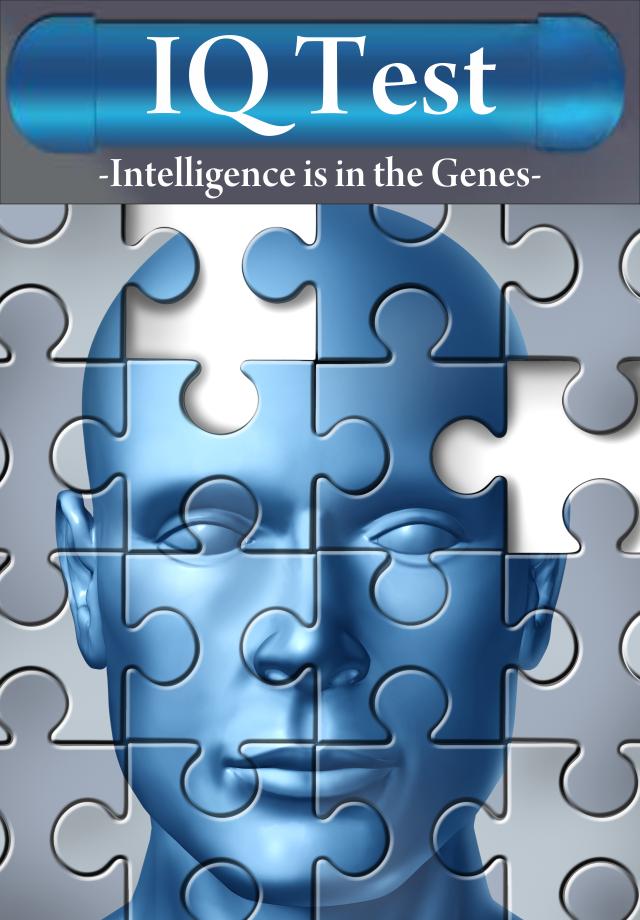 Intelligence Series : IQ Test-1