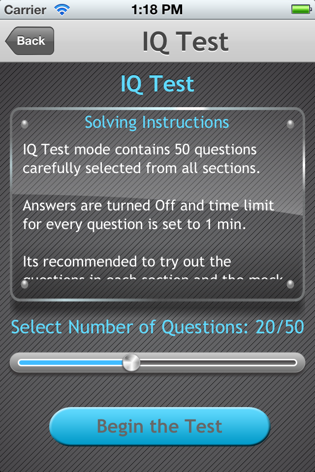 Intelligence Series : IQ Test-3