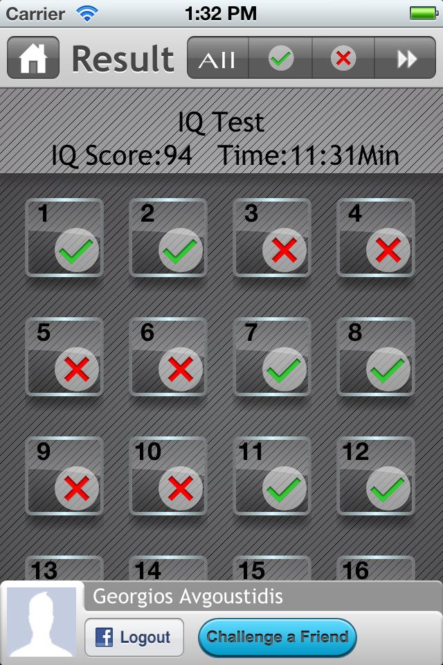 Intelligence Series : IQ Test-4