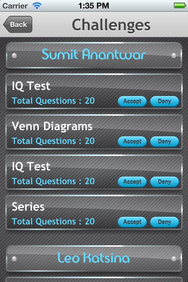 Intelligence Series : IQ Test-5