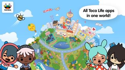 Toca Life: World App - 1