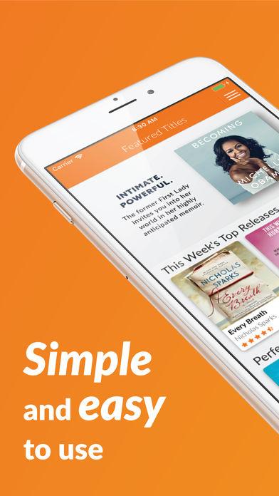 Audiobooks.com: Audio Books App - 1