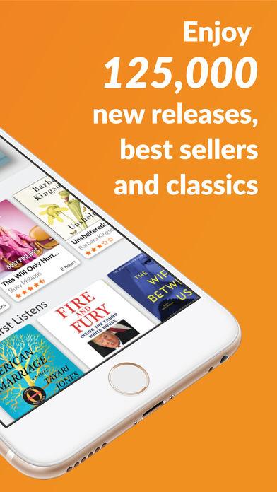 Audiobooks.com: Audio Books App - 2