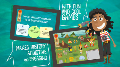 History for Kids: All Civilisations Games Premium