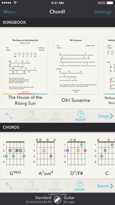 Chord! App - 1