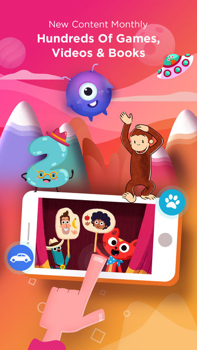 Curious World: Play Learn Grow App - 2