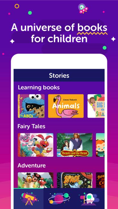 PlayKids Stories App - 1