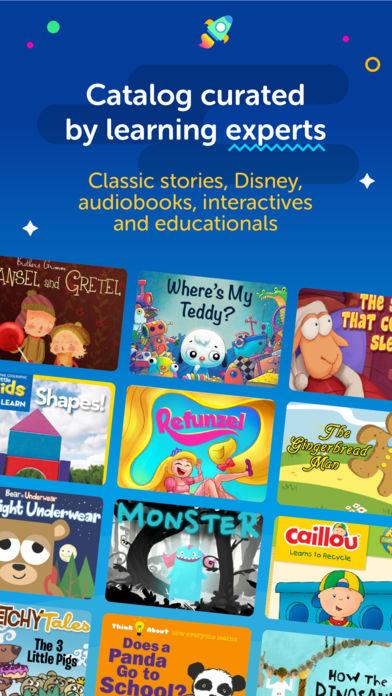 PlayKids Stories App - 2