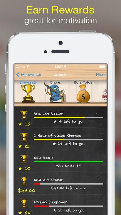 iAllowance - Chores & Allowance App - 4