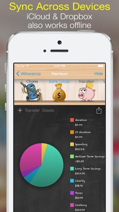 iAllowance - Chores & Allowance App - 5