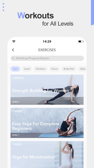 Daily Yoga - Workout & Fitness App - 4