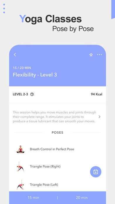 Daily Yoga - Workout & Fitness App - 5