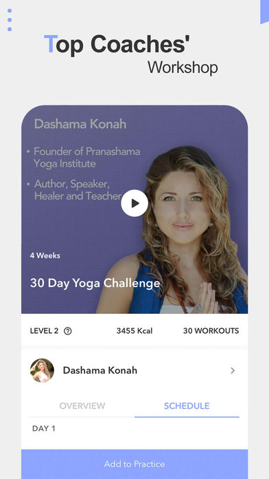 Daily Yoga - Workout & Fitness App - 6