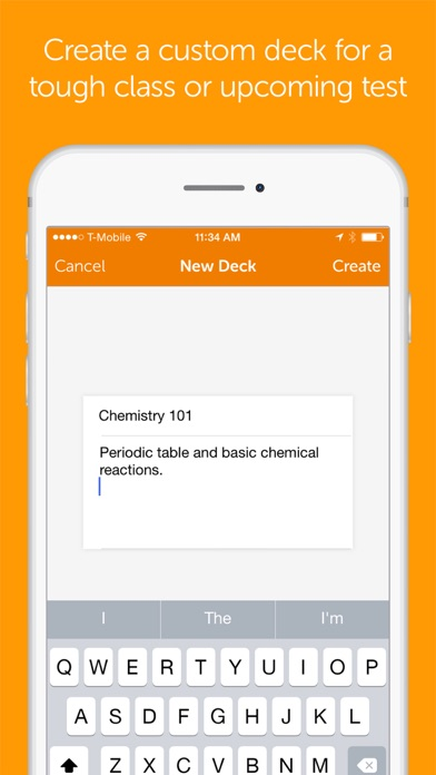 Flashcards+ by Chegg App - 1