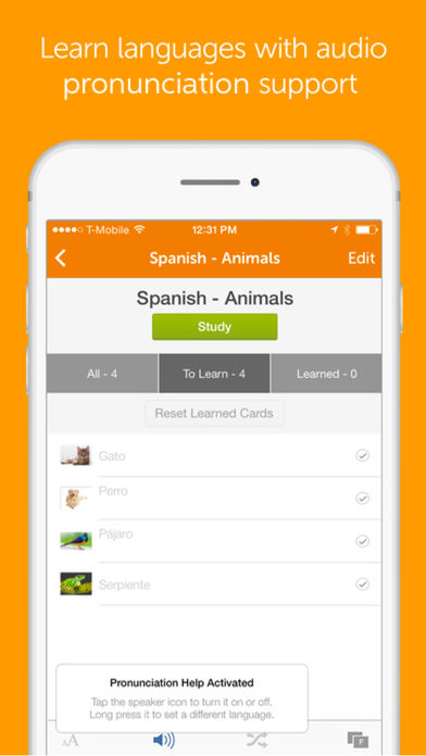 Flashcards+ by Chegg App - 3