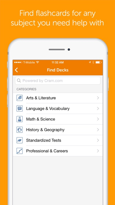 Flashcards+ by Chegg App - 5