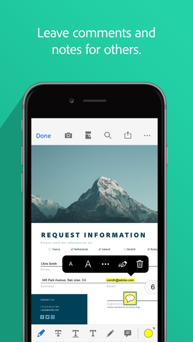 Adobe Acrobat Reader for PDF App - 5