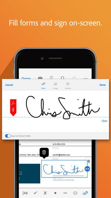 Adobe Acrobat Reader for PDF App - 6