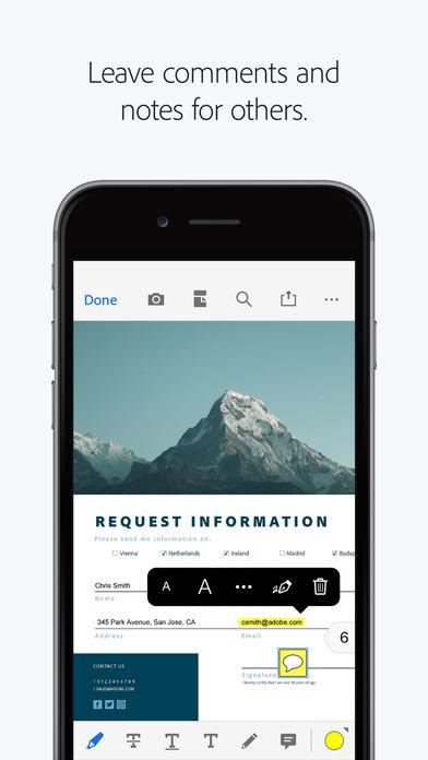 Adobe Acrobat Reader for PDF App - 8