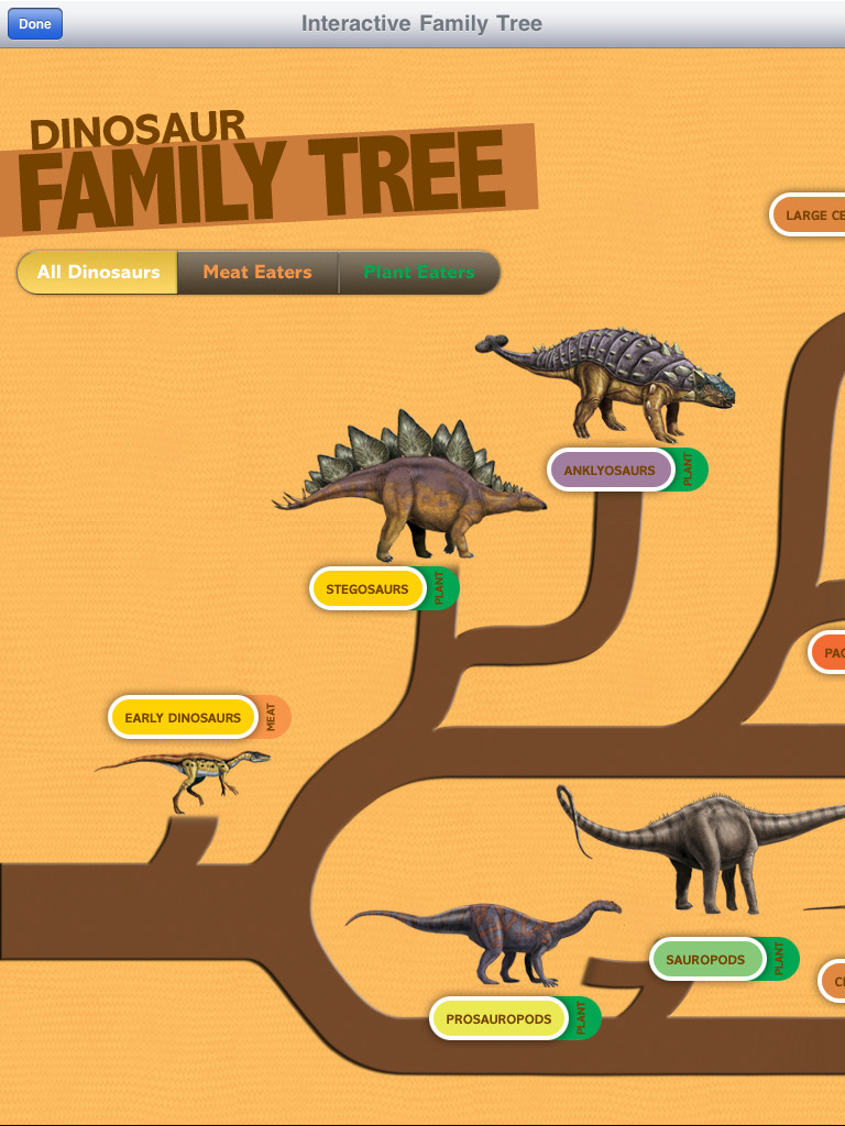Ultimate Dinopedia: The Most Complete Dinosaur Reference Ever App - 3