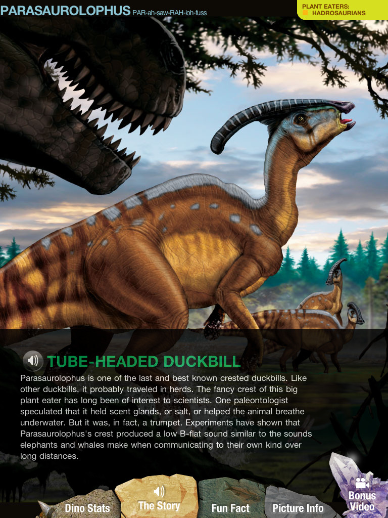 Ultimate Dinopedia: The Most Complete Dinosaur Reference Ever App - 4