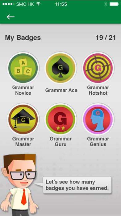 Johnny Grammar Word Challenges