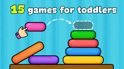 Baby games for toddlers & kids App - 1