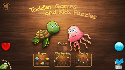 Toddler Games and Kids Puzzles