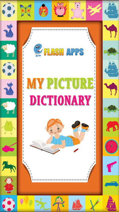 Kids Picture Dictionary : Learn English A-Z words App - 1
