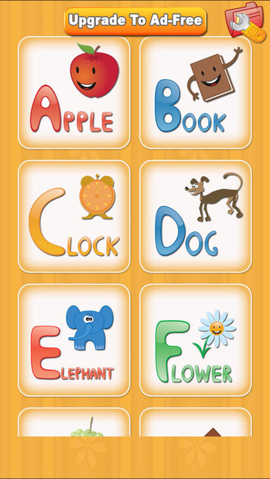 Kids Picture Dictionary : Learn English A-Z words App - 2