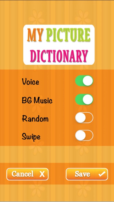 Kids Picture Dictionary : Learn English A-Z words App - 4