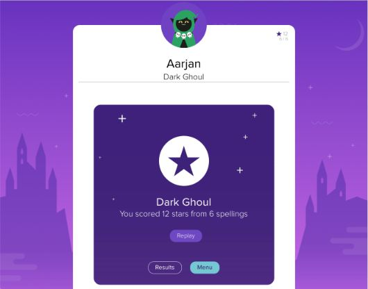 Spellwizards App - 4