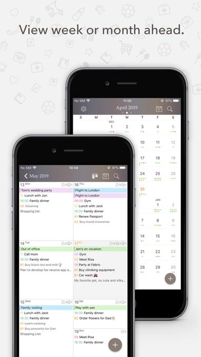Planner Pro - Daily Calendar