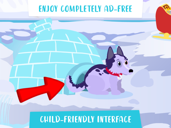 Ruffy the Husky: On Ice