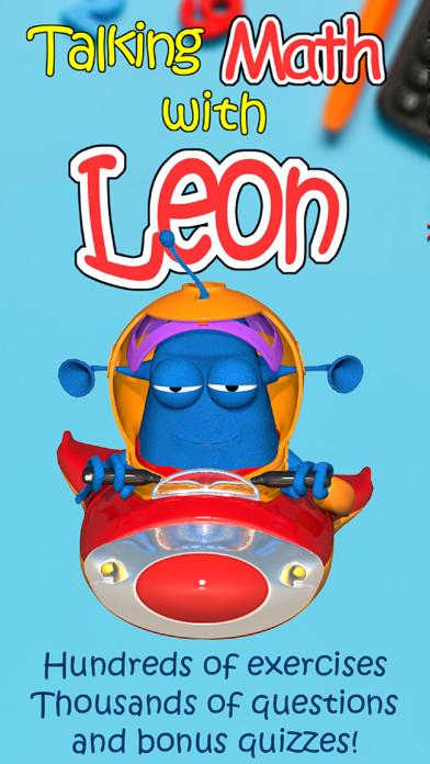Math 8: Talk math with Leon!