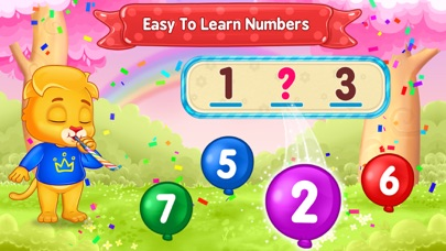 123 Numbers - Count & Tracing