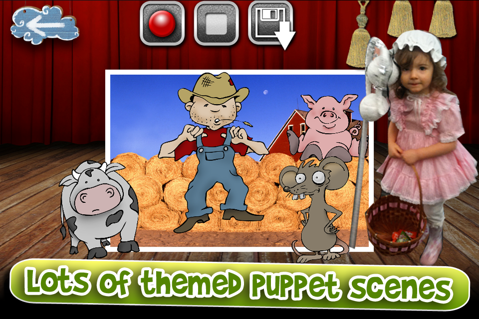 Puppet Pals Pocket Director