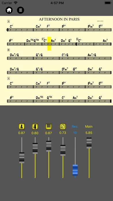 Mapping Tonal Harmony Pro